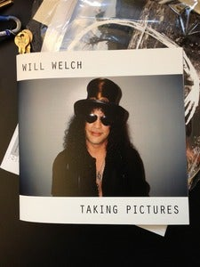 "Image of Will Welch - Taking Pictures 8x8"" Photobook"