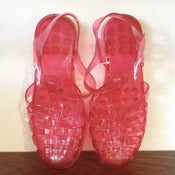 Image of Jellies - Pink