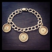 Image of Caroline Charm Bracelet