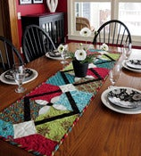 Image of Artful Home Modern Day Diamonds Runner