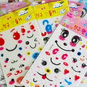 Image of Stickers expressions