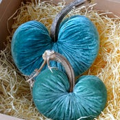 Image of 2013 HeartGram Set Turquoise/Lagoon