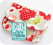 Image of More Pleated Pouches PDF Sewing Pattern