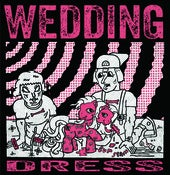 "Image of Fawn Spots & Cum Stain - Wedding Dress 12"" PINK VINYL LP (BP1201)"
