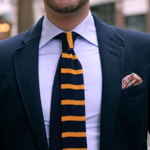 Image of Rugby Knit Tie