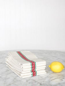 Image of French Linen Torchon/Tea towels