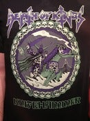 Image of Knifehammer GLOW IN THE DARK T-shirt