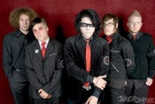 Image of My Chemical Romance - LARGE metallic print 16x24