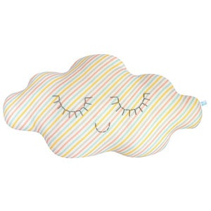 Image of Coussin nuage Arc-en-ciel