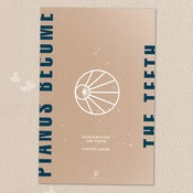 Image of Pianos Become The Teeth - Touche Amore Split Poster