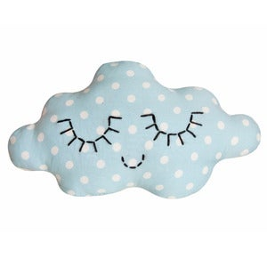 Image of Mini nuage bleu tendre