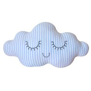 Image of Coussin nuage Marin