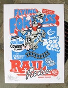"Image of ""Rail Rodeo"" / Limited Print"