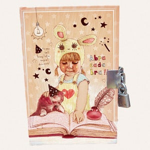 Image of Carnet secret by Ëlodie
