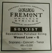 Image of Fremont Soloist Squeakless Wound Low G