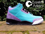 "Image of Air Jordan III ""Aqua Grape"""