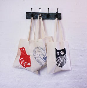 Image of terrific tote bags