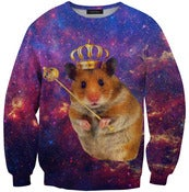 Image of King hamster sweater
