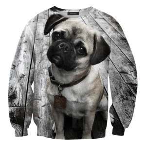 Image of Pug sweater