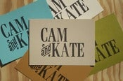 Image of Personalized Letterpress Stationery Project
