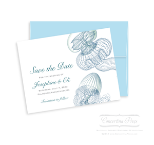 Image of Jellyfish Save the Dates