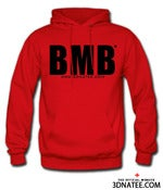 Image of BUSINESS MINDED BOSSES Hoodie (RED)