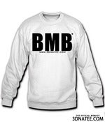 Image of BUSINESS MINDED BOSSES Sweatshirt (WHITE)