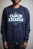 Image of Cloud Kickers Crewneck
