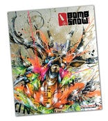 Image of Bomb Snow Issue #18 Winter 2013 / Free Shipping!!