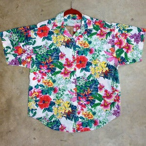 Image of FLORAL BLOUSE