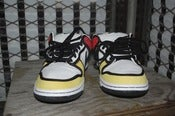 "Image of Nike Dunk SB Low ""Piet Mondarin"" size 9"