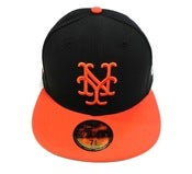 "Image of NEW YORK GIANTS ""COOP SIDE PATCH"" NEW ERA FITTED"