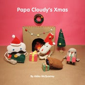 "Image of ""Papa Cloudy's Xmas"" Picture Book"