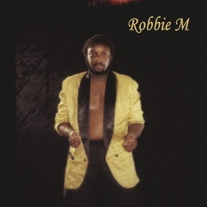"Image of ROBBIE M ""Let's Groove"" PPU-042 LP"