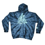 Image of A Lover Of Letters Tie-dye Hoody (Limited Edition)