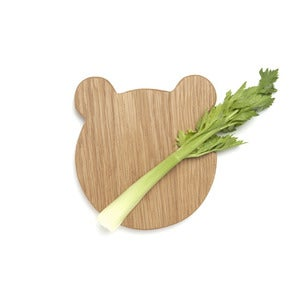 Image of Bear Chopping/serving board