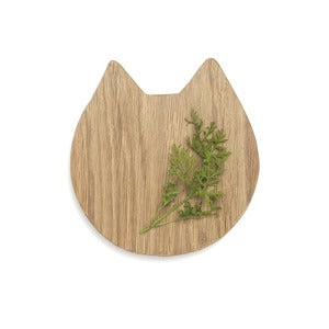 Image of Cat Chopping/ Serving board