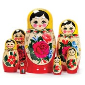 Image of RUSSIAN DOLL (Matryoshka)