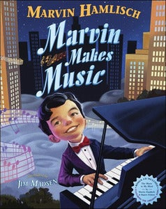 Image of Marvin Makes Music