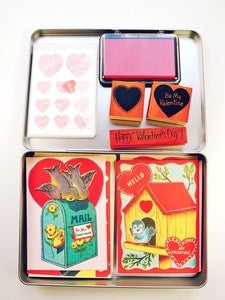 Image of Valentines Day mailing set