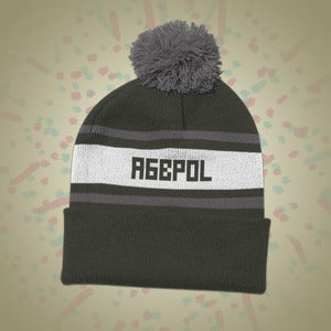 Image of A Great Big Pile Of Leaves - AGBPOL Knit Hat