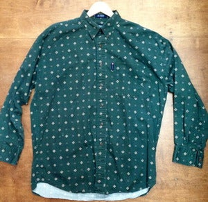 Image of 1990S CHAPS BUTTON UP