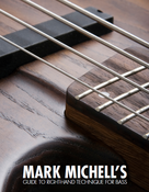 Image of *NEW* Mark Michell's Bass Instructional Book