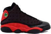 Image of Nike Air Jordan 13 Black/Red