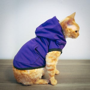 Image of Devon Hoodie - Purple Haze<br>(Medium Weight)