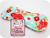 Image of Flannel Pantyliner PDF Sewing Pattern