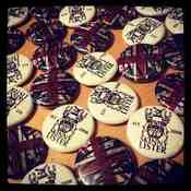 Image of Skinny Lister Badges!