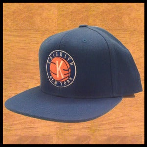Image of Snapback | Classic Logo | Blue