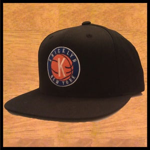 Image of Snapback | Classic Logo | Black