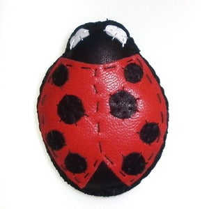 Image of Ladybird Brooch
